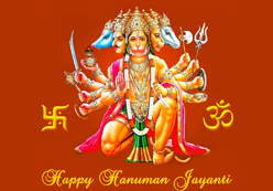 Hanuman Jayanti - Digital Marketing Companies Goa